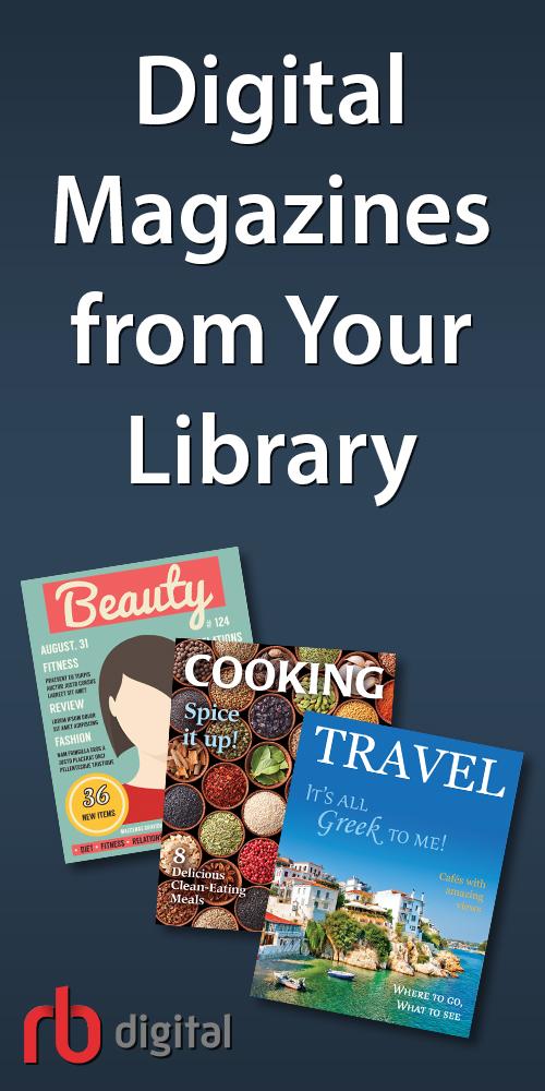 RBdigital Magazines – Johnson Public Library